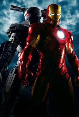 Железный человек 2 (2010) DVDRip