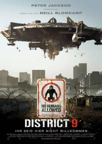 Район №9 / District 9 (2009) Blu-ray + BDRemux + DVD9 + DVD5 + BDRip + HDRip + DVDRip