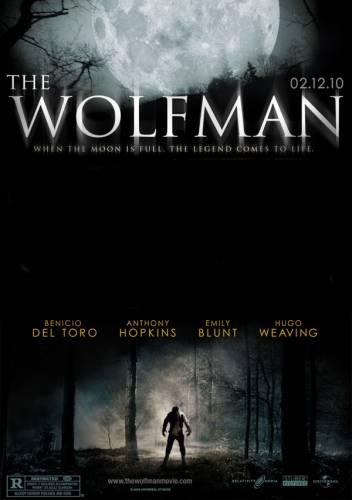 Человек-волк / The Wolfman (2010) Рецензия