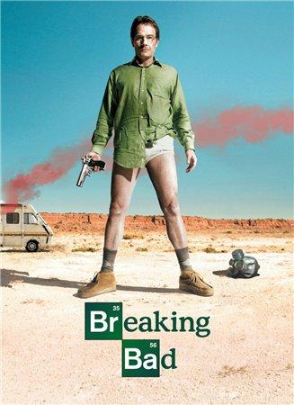 Во все тяжкие (1-й сезон) / Breaking Bad (1 Season) (2008) WEBRip