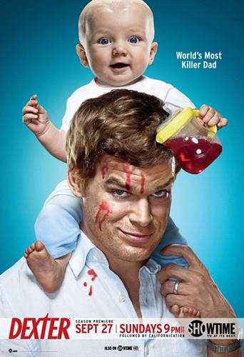 Декстер / Dexter (4 сезон/2009) HDTVRip