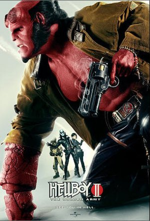 Хеллбой II: Золотая армия / Hellboy II: The Golden Army (2008) BluRay + BDRip + DVDRip
