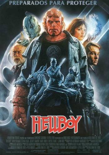 Хеллбой: Герой из пекла / Hellboy (2004) BDRemux + BDRip