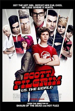Скотт Пилигрим против всех / Scott Pilgrim vs. the World (2010) CAMRip