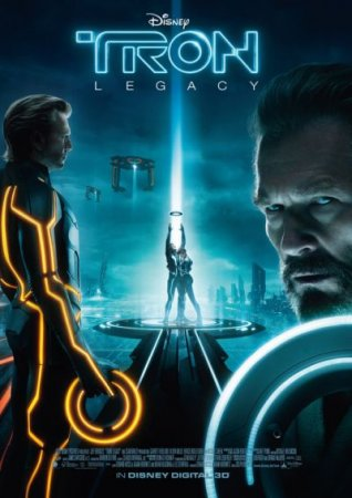Трон: Наследие / TRON: Legacy (2010) Blu-ray