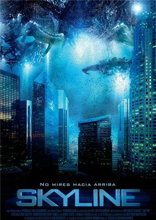 Скайлайн / Skyline (2010) Blu-Ray + BDRemux + BDRip + DVD9 + DVD5 + HDRip + DVDRip