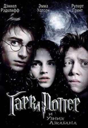 Гарри Поттер и узник Азкабана (2004) BDRemux + BDRip + DVD9 + DVD5 + DVDRip