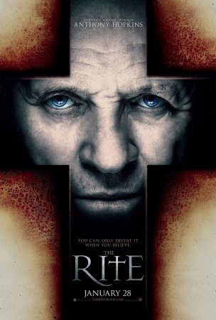 Обряд / The Rite (2011) DVDRip 700 MB