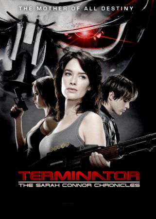 Терминатор: Хроники Сары Коннор / Terminator: The Sarah Connor Chronicles (2008/1 сезон) BDRip