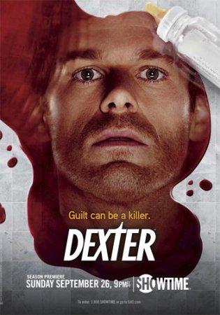 Декстер / Dexter (5 сезон/2010) HDTVRip + HDTVRip 720p