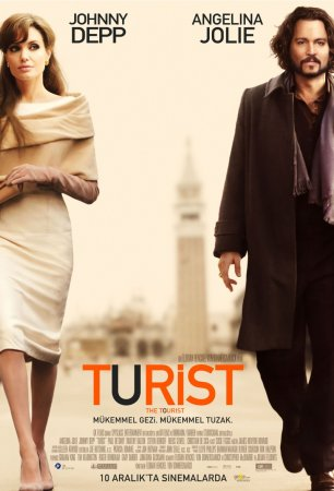 Турист / The Tourist (2010) DVD9 + DVD5