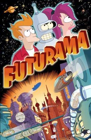Футурама / Futurama [4 сезон] (2001) TVRip