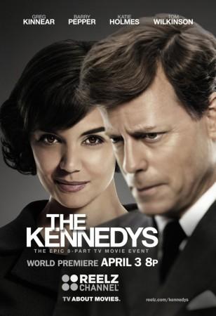 Клан Кеннеди / The Kennedys (1 сезон/2011) WEBRip
