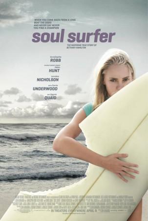 Серфер души (2011) DVDRip