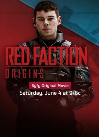 Красная фракция: Происхождение / Red faction: Origins (2011) HDTVRip