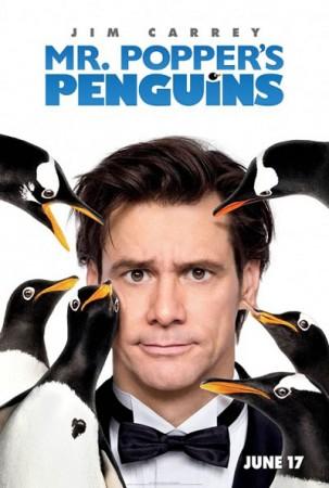 Пингвины мистера Поппера / Mr. Popper's Penguins (2011) BDRip 720p + HDRip 1400/700 Mb