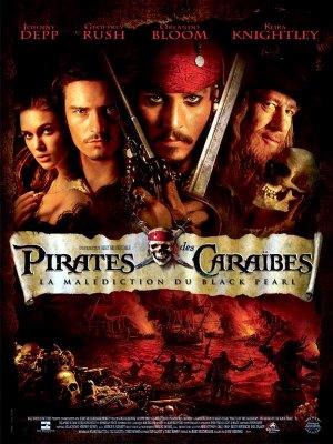 Пираты Карибского моря: Проклятие черной жемчужины (2003) BDRip