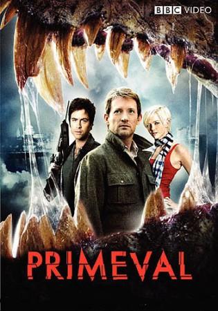Первобытное (Портал юрского периода) / Primeval (5 сезон/2011) HDTVRip