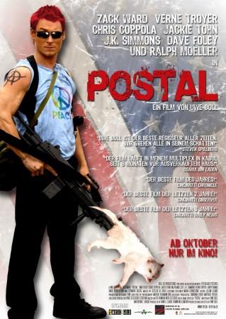 Постал / Postal (2007) BDRip 720p + BDRip 2100 Mb