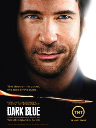 Под прикрытием / Dark Blue (2 сезон/2010) HDTVRip