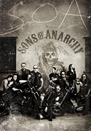 Дети Анархии / Sons of Anarchy (4 сезон/2011) HDTVRip